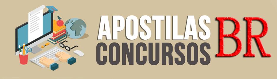 Apostilas Concursos BR